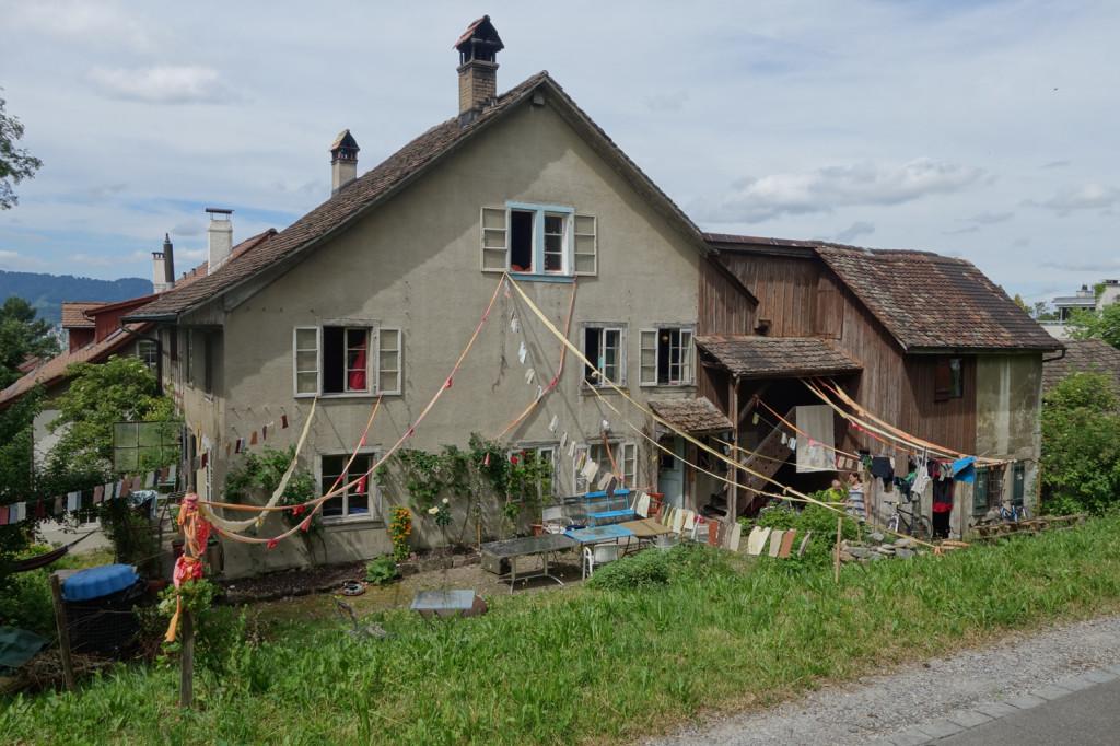 Burenweg Haus